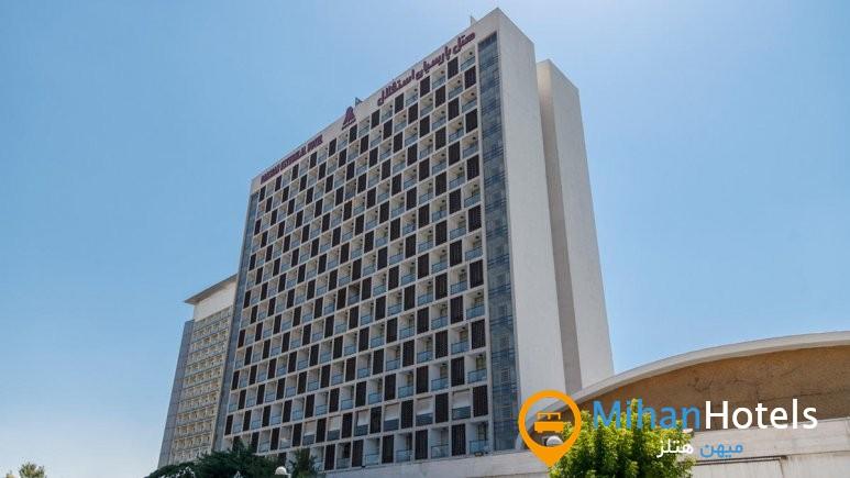 هتل پارسیان استقلال تهران