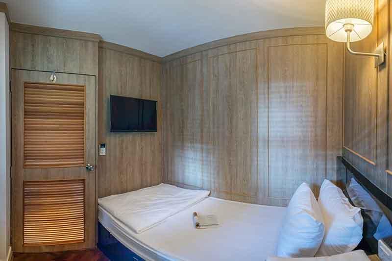اتاق یک نفرهSingle Room
