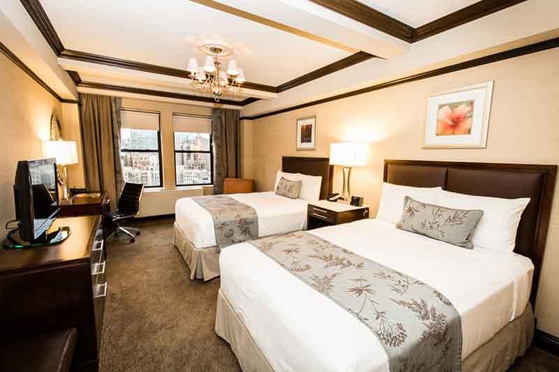 اتاق دبل-دبل یا Double-Double Room