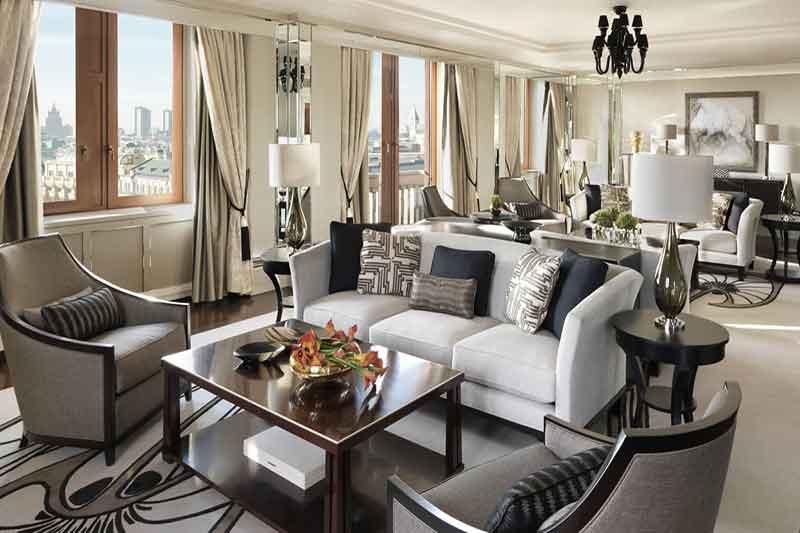 مجموعه سلطنتی یا رویال سوییت یا Royal Suite